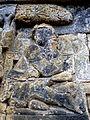 Borobudur - Lalitavistara - 018 S, The Brahmins interpret the Queen's Dream (detail 1) (11247736843).jpg