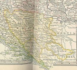 Crisi bosniaca (1908-1909)