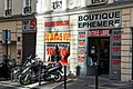 Boutique, Rue Vavin, Paris 2012.jpg