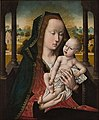 Bouts, Dieric - Madonna and Child - M – Museum Leuven.jpg