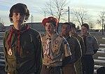 Boy Scout Troop 167 visits JBA 150319-F-DL987-007.jpg