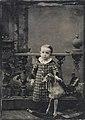 Boy and rocking-horse, ca. 1856-1900. (4731905089).jpg