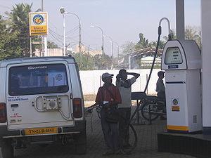 Self-service - Self service fueling