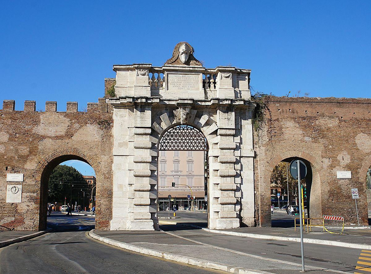 Porta san giovanni roma wikip dia a enciclop dia livre - San michele a porta pia ...