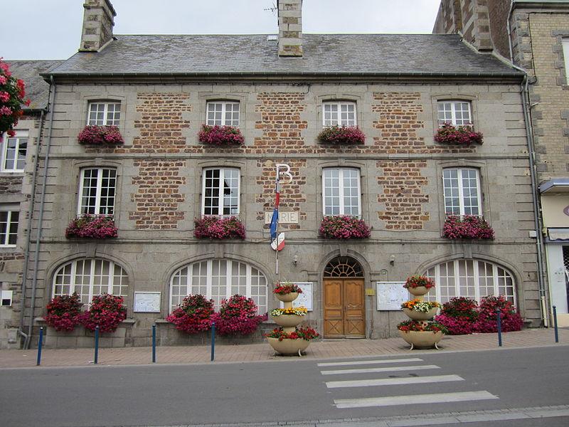 Mairie de fr:Bréhal