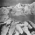 Brady Glacier, icefall and snow covered peaks, September 12, 1973 (GLACIERS 5884).jpg