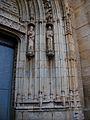 Brancal dret de la portada de l'església de Sant Martí, Callosa de Segura.jpg