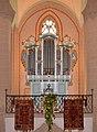 Brasov Biserica Neagra organo del matroneo.jpg