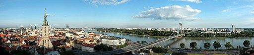 Bratislava Panorama 01