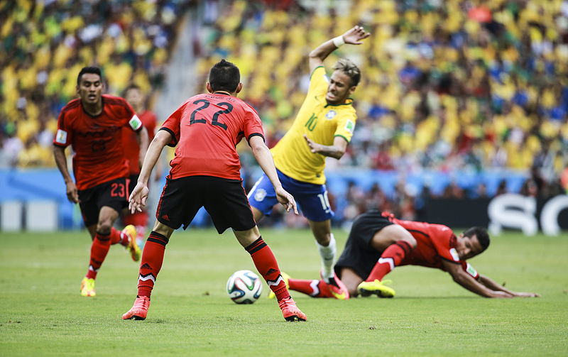 Brazil and Mexico match at the FIFA World Cup 2014-06-17 (19).jpg