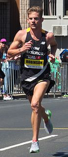 Brett Robinson (runner) Australian runner