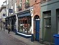 Brian Jordan - Green Street - geograph.org.uk - 972245.jpg