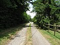 Bridleway through Strood Farm - geograph.org.uk - 1388761.jpg