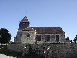 Briel-sur-Barse - Image: Briel Sur Barse église 1