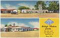 Briley's Modern Courts, 2 1-2 miles north, U. S. Highway 167, Opelousas, La. (8185143131).jpg
