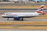 British Airways, G-EUPD, Airbus A319-131 (42595963980).jpg