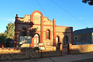 museum and former synagogue in Broken Hill, Australia