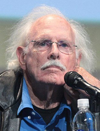 Bruce Dern - Dern at the 2015 San Diego Comic-Con International promoting The Hateful Eight