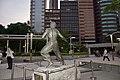Bruce Lee Statue at the Avenue of Stars, Hongkong (Ank Kumar) 01.jpg