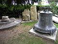 Bucuresti, Romania, Curtea Veche (Biserica Curtea Veche initial Buna Vestire); B-I-s-A-17896 (Clopot).JPG