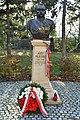 Budapeszt. Pomnik marszałka Józefa Piłsudskiego na Węgrzech.jpg