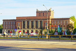 Budynek Pałacu Kultury Zagłębia w Dąbrowie Górniczej (kubos16)155.jpg