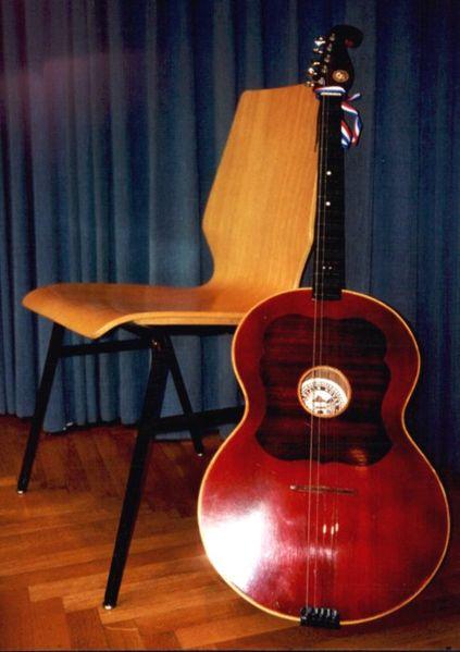 Datiranje gitare baštine