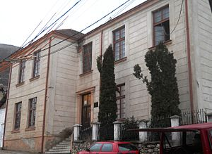 Classical music in Kosovo - The building of the music school in Prizren