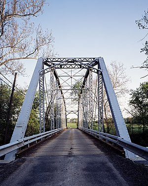 Bullfrog Road Bridge - Image: Bullfrog Road Bridge in Frederick County, Maryland