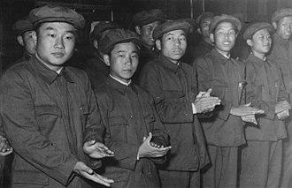 Koreans in Germany - 1953: North Korean guest students arrive in East-Berlin