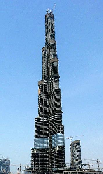el edificio mas alto del mundo