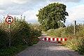 Burlescombe, lane near Leonard Moor Cross - geograph.org.uk - 69228.jpg