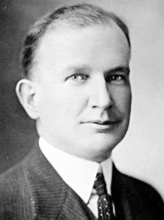 1920 Montana gubernatorial election - Image: Burton K Wheeler