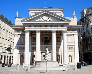 Trieste Commodity Exchange - Trieste Commodity Exchange