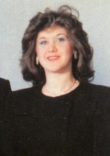 daughter of Syrian president Hafez al-Assad