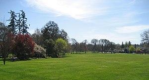 Bush's Pasture Park - Image: Bushs Pasture Park