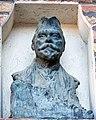 Bust of Ödön Lechner in the Szeged Pantheon - 2.jpg