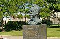 Buste de José Marti - Parc de l'Amérique-Latine à Québec.jpg