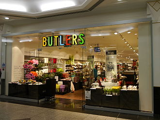 Butlers (company) - Butlers, Putney Exchange, London (now closed)