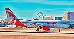 C-FYIY Air Canada Rouge 1996 Airbus A319-114 - cn 634 (33887556951).jpg