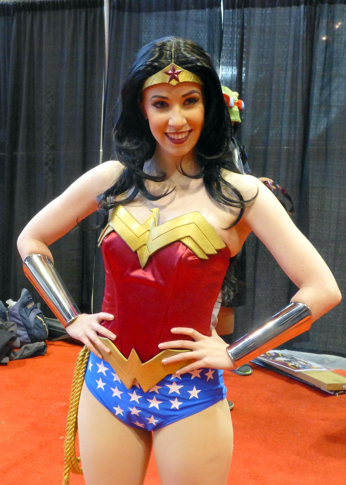 Wonder Woman - Wiktionary
