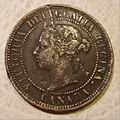 CANADA, VICTORIA 1886 -ONE CENT b - Flickr - woody1778a.jpg