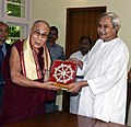 CMO Naveen Patnaik and Dalai Lama in 2017 (2).jpg