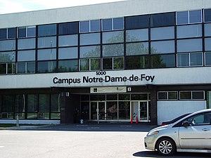 campus notre dame de foy wikip dia On campus notre dame de foy piscine