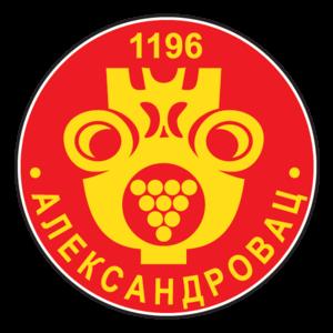 Aleksandrovac - Image: COA Aleksandrovac