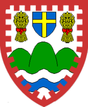 Subdivisions of Belgrade - Image: COA Cukarica