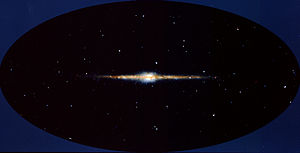 COBE's View of the Milky Way - GPN-2002-000111