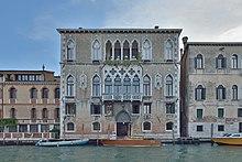Ca Loredan Ambasciatore Canal Grande Venezia 2.jpg