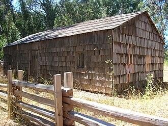 Andrew Molera State Park - The Cooper Cabin