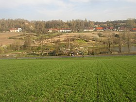 Cvrčovice (district de Kladno)